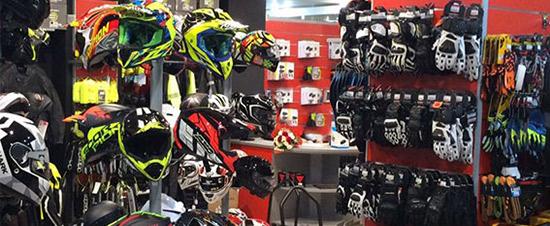 negozio Motoabbigliamento La Spezia