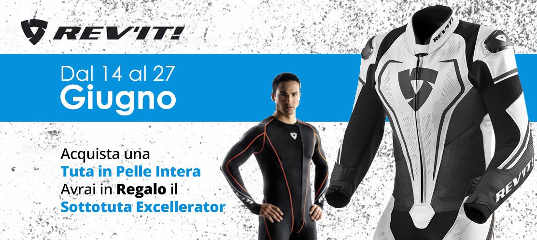 Promo Rev'it - Motoabbigliamento.it