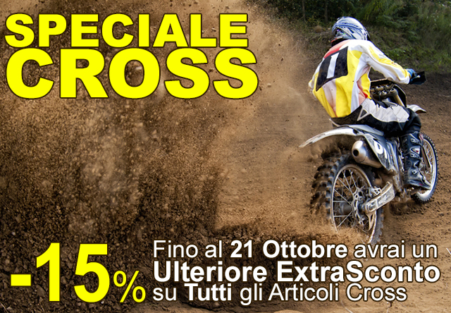 Speciale Cross - Extrasconto