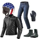 Abbigliamento Cafe Racer