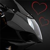 Idee regalo motociclista San Valentino