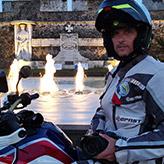 Abbigliamento moto estivo