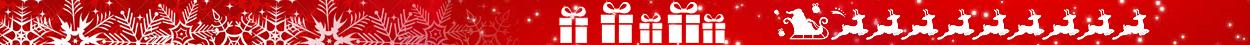 Banner Natale Motoabbigliamento