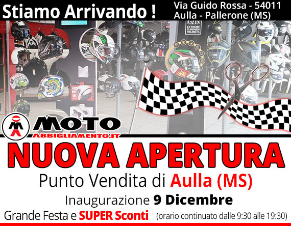 Sale Point motoabbigliamento