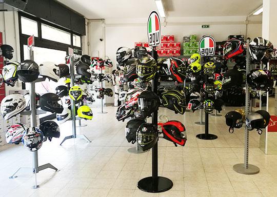negozio ferrara motoabbigliamento