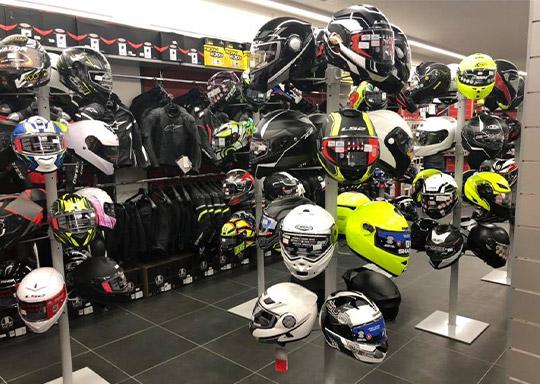 negozio firenze motoabbigliamento