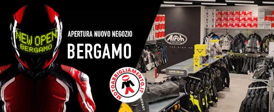 negozio Motoabbigliamento Bergamo