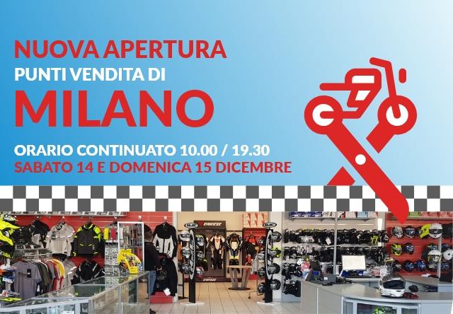 Inaugurazione negozio Milano - motoabbigliamento.it