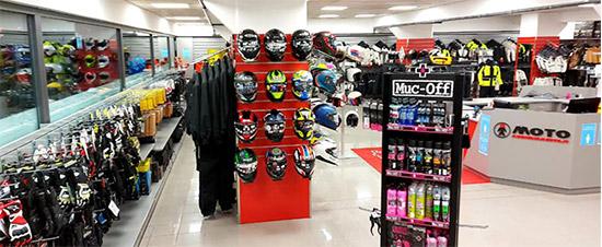 negozio Motoabbigliamento Padova